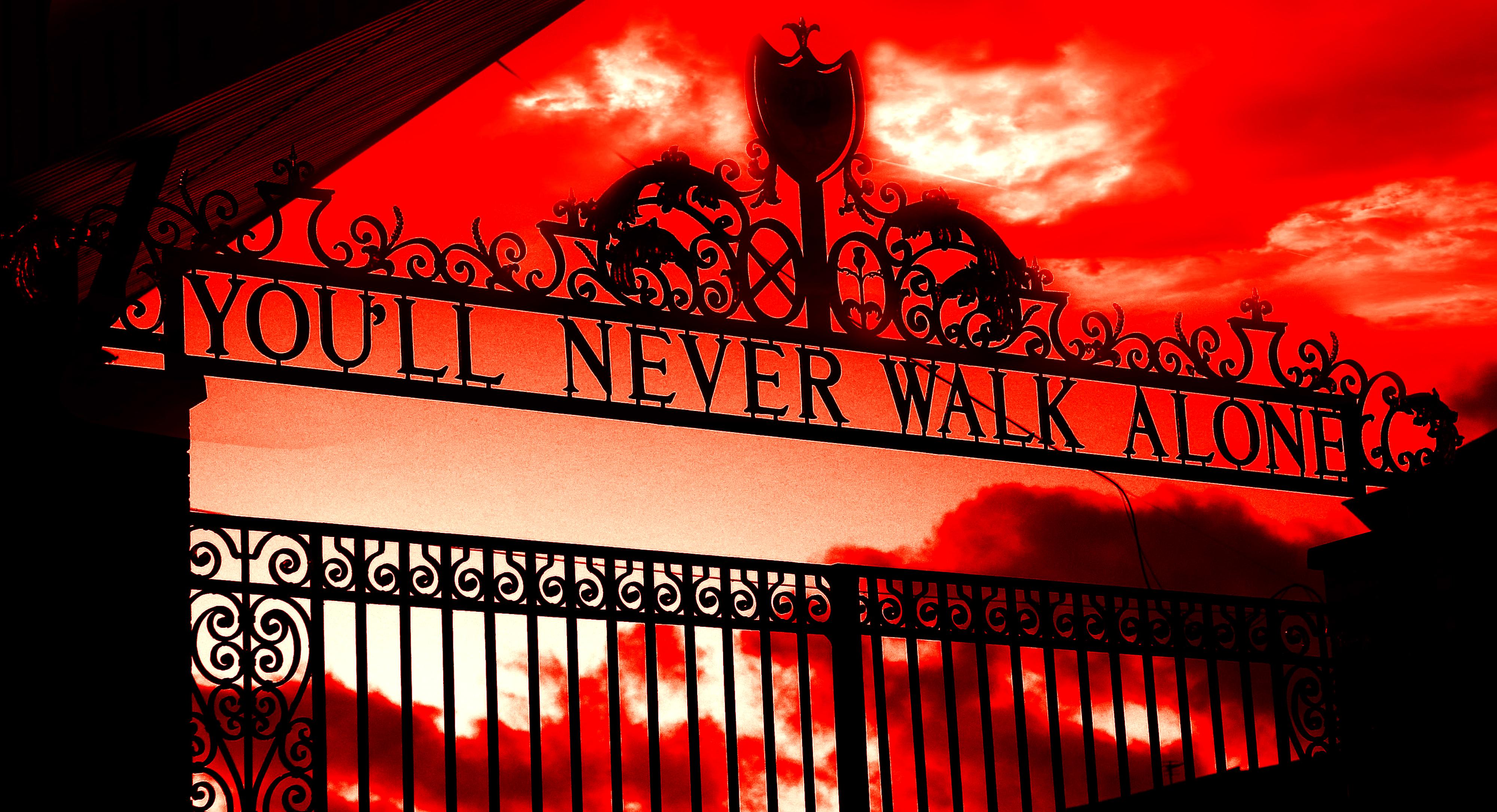 Αποτέλεσμα εικόνας για you wıll never walk alone photos